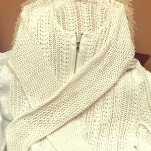 Rachel Roy  | zip up |  cardigan | XL